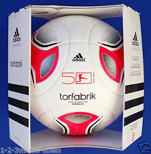 ADIDAS MATCHBALL TORFABRIK BUNDESLIGA SAISON 2012/2013 SPIELBALL BALLON FOOTGOLF