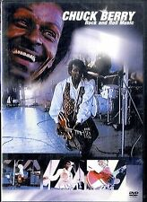 CHUCK BERRY Rock and Roll Music DVD NEW SEALED.