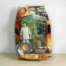 Doctor Who Classic Action Figure Chip And Destroyed Lady Cassandra toys Box 217