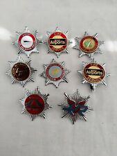 More details for vintage airport fire brigade  badges