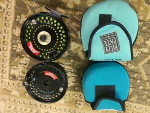 Billy Pate Marlin Fly Reel With Spare Spool