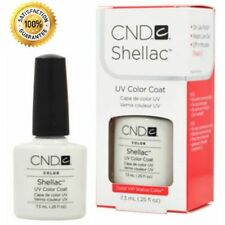 "CND SHELLAC  ""GOLD VIP STATUS"" Gel Polish UV/LED Cure, last up to 2 weeks"