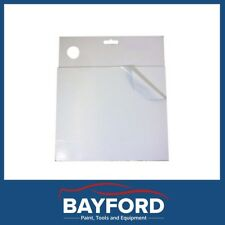 BODY FILLER MIXING BOARD 100 WHITE PAPER SHEETS