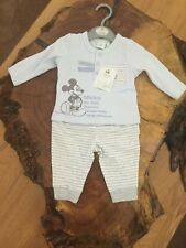 Mickey Mouse 2 Piece Set 0-3 months