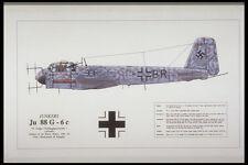 419033 Junkers Ju 88 G 6c A4 Photo Print