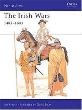 The Irish Wars 1485-1603 No. 256 by Ian Heath (1993, Paperback)