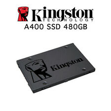 "Kingston 480G A400 SSD SATAIII 2.5"" Solid State Drive SA400S37 with Tracking"