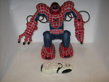 SPIDER MAN 3  REMOTE CONTROLLED ROBOT