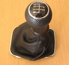 Gear Shift Knob 5 Speed + Gaiter VW Golf 4 mk4 Bora Highline