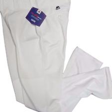 Majestic MLB Flex Base baseball White Pants G238 authentic closeout