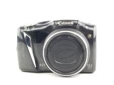 Canon PowerShot SX130 IS 12.1MP Digital Camera Black