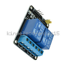 12V 2--Channel Relay Module for Arduino PIC ARM DSP AVR Electronic K9