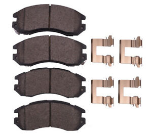 Disc Brake Pad Set-Ceramic Pads Front Dash 4 Brake fits 90-96 Subaru Legacy