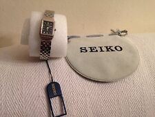 Ladies Seilo Brand New 1NO1-5DO10 Stainless Steel Silver Tone Watch