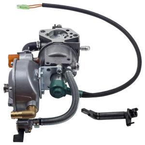 Dual Fuel Carburetor LPG Conversion Gas Generator for Honda GX390 188F 4.5-5.5KW