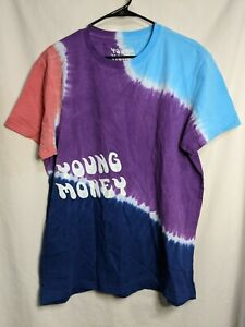 AE X Young Money Tie Dye T-shirt Brand New With Tags Size L
