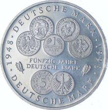 Better Date - 1998 Germany 10 Mark - SILVER *123