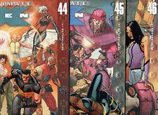 ULTIMATE X-MEN N°44/45/46 / SENTINELLES 1,2,3 COMPLET /  PANINI / ETAT NEUF !