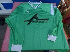 maillot de foot vintage vert Raymond Kopa XL