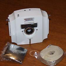 OLYMPUS ecru 35mm Point & Shoot Film Camera 0019434 rare unused BOXED UK