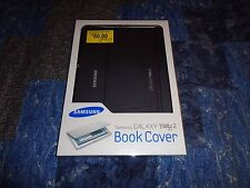 Genuine Samsung Galaxy Tablet 2 10.1 In Protective Premium Book Cover Case Black