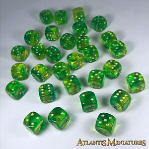 Unusual Playing Dice 12mm - Ideal Warhammer 40K / LOTR / Age of Sigmar D18