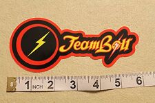 Lightning Bolt Team Gerry Lopez Surfboards Hawaii Original Vintage Decal STICKER
