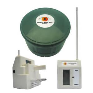 Kingspan Watchman Sonic Ultrasonic Oil/Fluid Level Monitor Tank gauge