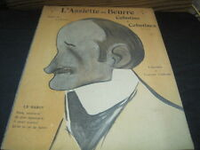 L'ASSIETTE AU BEURRE N° 158 9 avril 1904/ cabotins et cabotines 2/ CAMARA