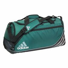 New Adidas Team Speed Duffel Small Forest Green 5125629 261fa52280d3d