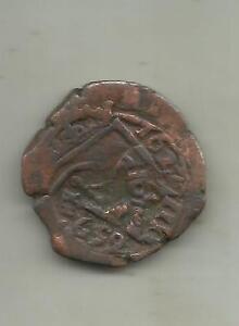 SPAIN 8 MARAVEDIES 1622  FELIPE IV. RARE COIN. 4RW 18 MAR