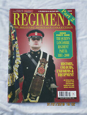 REGIMENT MAGAZINE: Quens Lancashire Regiment PART 2, 1881-2000,No. 49,von 2000