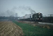 "ILLINOIS CENTRAL ""Sunset Series"" - Busy Illinois Man line Action (1991-92)"