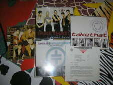 CD Pop Take That Set of 4 MCDS as new RCA