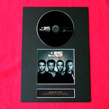 JLS x 3 (OFFER) Signed Autograph Mounted PRINTS