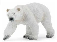 Papo 50142 Polar Bear Model Wild Animal FigurineToy Replica Gift New - NIP