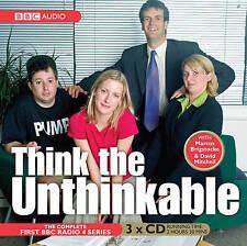 Think the Unthinkable (BBC Audiobook (3CD 2008) Marcus Brigstocke/David Mitchell