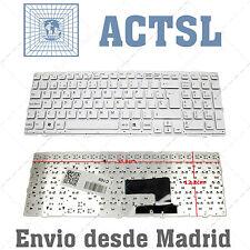 Teclado Español para SONY Vaio VPCEE3E1E/WI