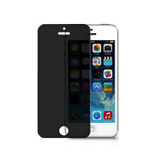 Privacy Anti-spy 9H Tempered Glass Screen Protector for Apple iPhone 5s/5c/5/SE