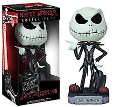1x Funko Nightmare Before Christmas Jack Skellington Bobble Head Kid Gift