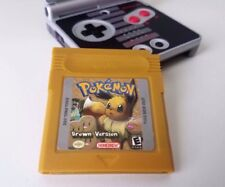 Pokemon Brown Version GBC (Game Boy Color) Nintendo - Custom Homebrew Hack