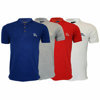 Mens Pique Polo T Shirt Tokyo Laundry Roseville Short Sleeved Top Casual Summer