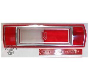 Mopar NOS 1979-80 Plymouth Volare, 2 & 4 Door Right Hand Tail Lamp Lens 4076860