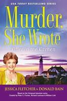 Murder, She Wrote: Killer in the Kitchen [ Bain, Donald ] Used - Acceptable