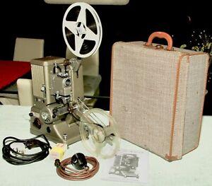 VERY RARE Standard 8mm Specto 500 Model F film projector (modified)