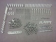 RC8 Stainless Steel Hex Head Screw Kit 250++ pcs Team Associated 1/8 Buggy
