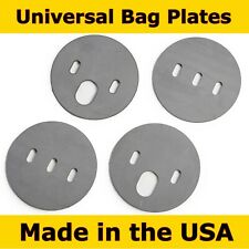 🟥4 Universal Air Bag Plates🟥 Upper&Lower Single Port 2600 Air Bag Plates