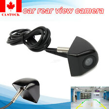 HD Car Rear View Reverse Back up CCD Camera Waterproof Night Vision For Display
