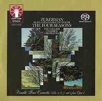 Pinchas Zukerman - Vivaldi: The Four Seasons & Concertos Nos. 5,6,7,8 - CDLX7335