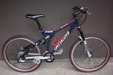 "18"" Specialized Enduro Comp  FSR Vintage Full Suspension Mountain Bike"